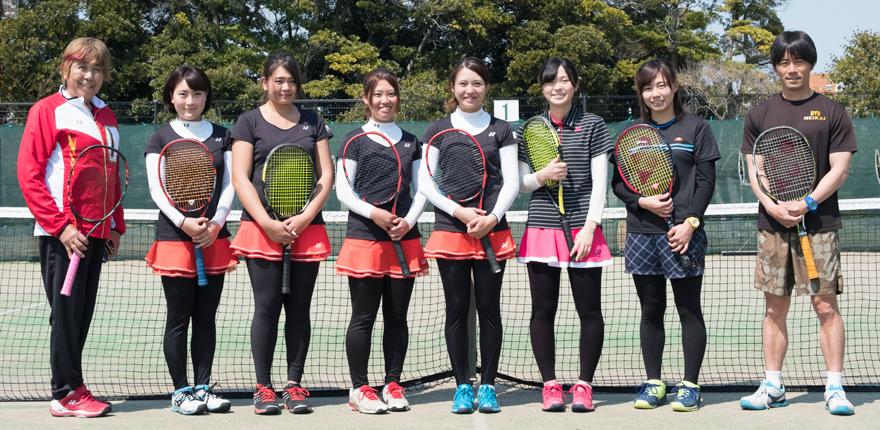 明海大学 テニス部