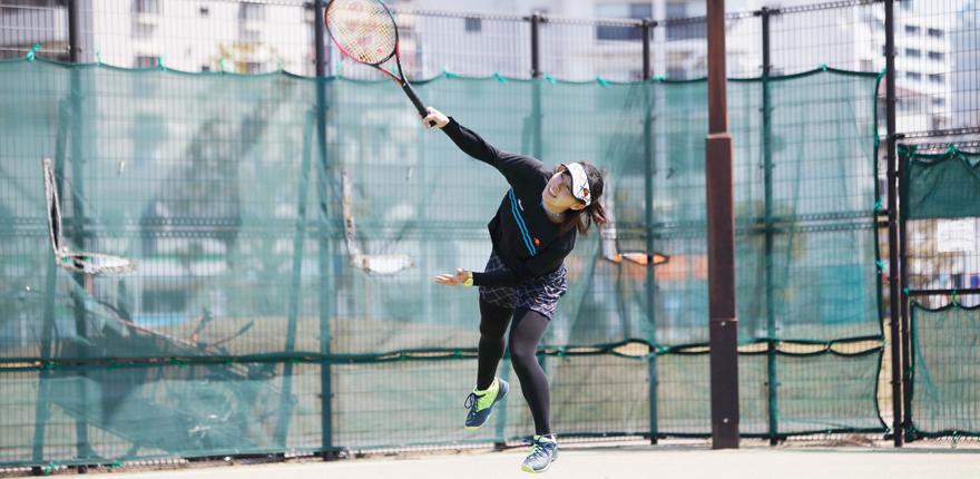 明海大学 女子硬式庭球部